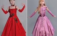 Детские выпускные платья: как выбрать платье для выпускного бала в 4 классе?