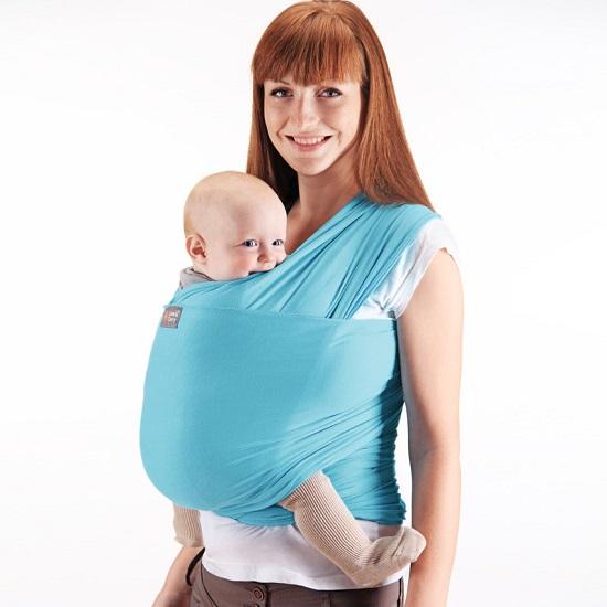 Слинг для новорожденных своими руками