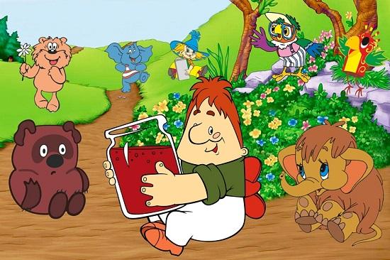 развивающие мультфильмы для самых маленьких