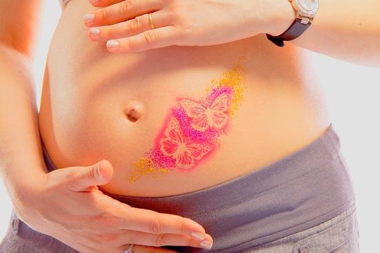 зуд при беременности