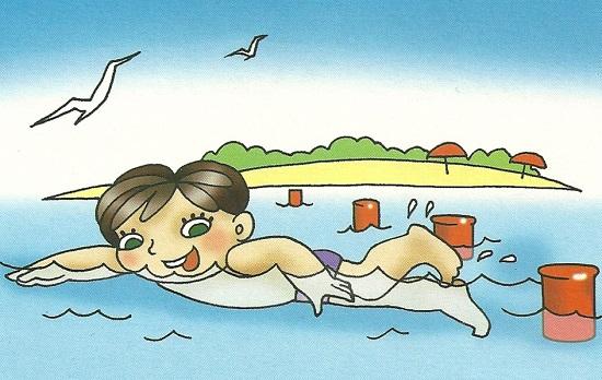 правила поведения на воде для детей