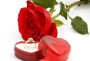 предложения руки и сердца
