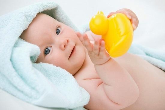 косметика для новорожденных