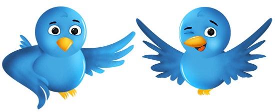 твит для друга