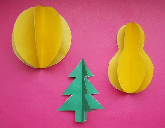 игрушки новогодние своими руками