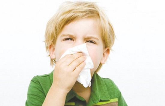 сильный кашель у ребенка
