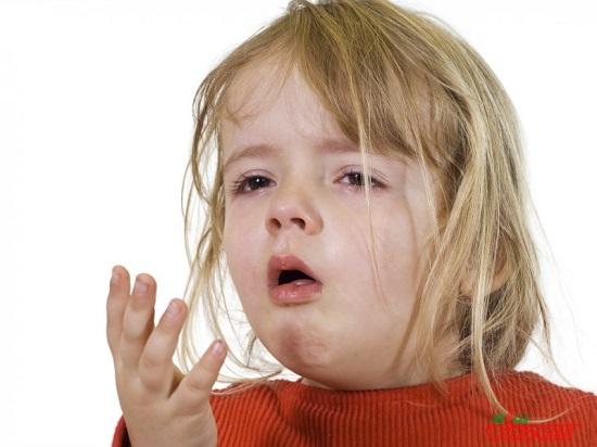 коклюш у детей лечение