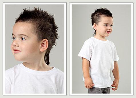 Стрижки для мальчиков 6-7 лет фото в домашних условиях