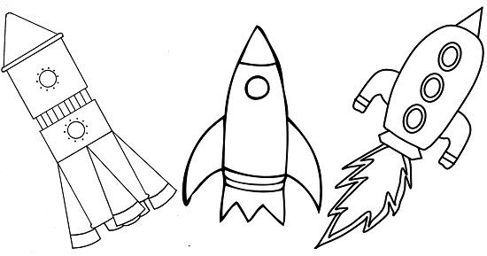 поделки ко дню космонавтики