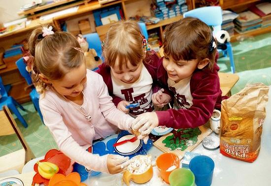 детские центры дошкольного развития детей