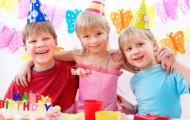 Как отметить летний День рождения ребенка?