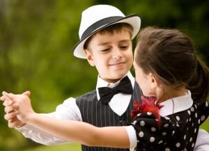 детский танцевальный кружок
