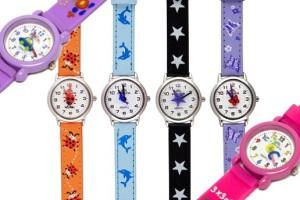 детские наручные часы для мальчиков