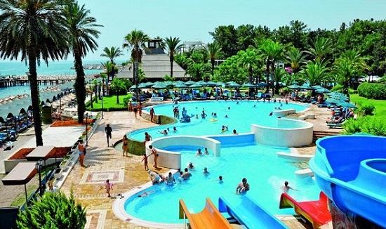 как выбрать отель для отдыха в Турции с детьми