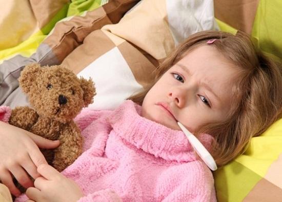 как сбить температуру уксусом ребенку