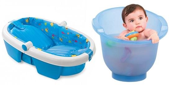 детские ванночки для купания фото