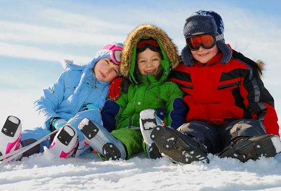 Как выбрать зимнюю одежду ребенку