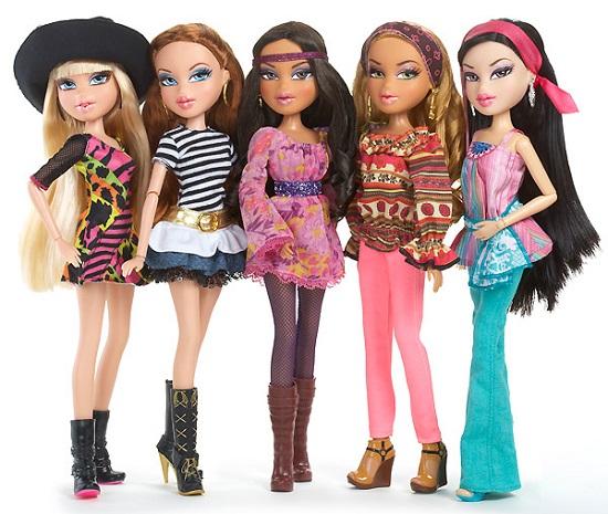 самые популярные куклы