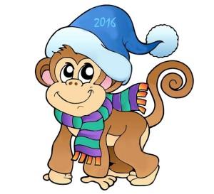 поздравления с годом обезьяны в стихах