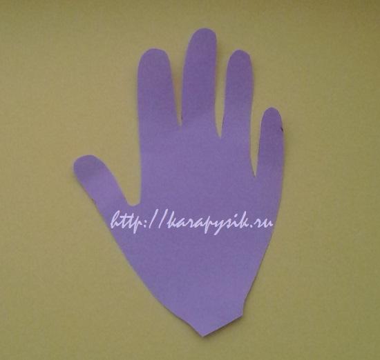 как сделать открытку для мамы своими руками