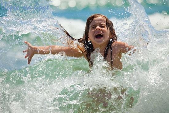 игры на воде для детей