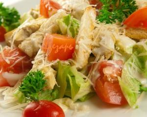 рецепты салатов на праздник