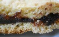 Пирог с повидлом – рецепт (фото)