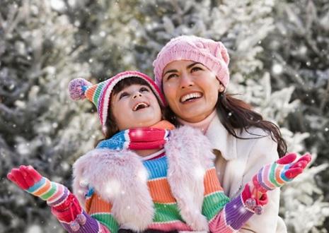 чем занять ребенка зимой
