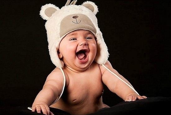 улыбки наших детей