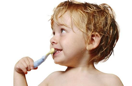 детские зубные щетки