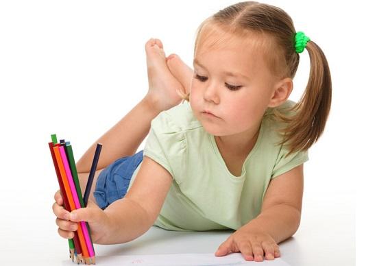 раскраски детские