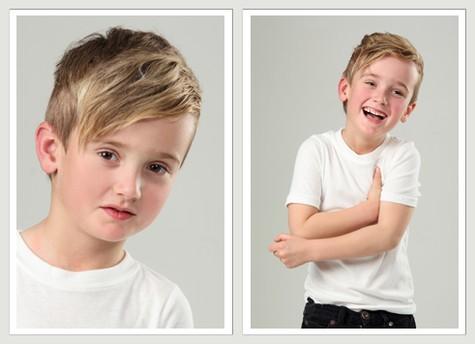 модные детские стрижки