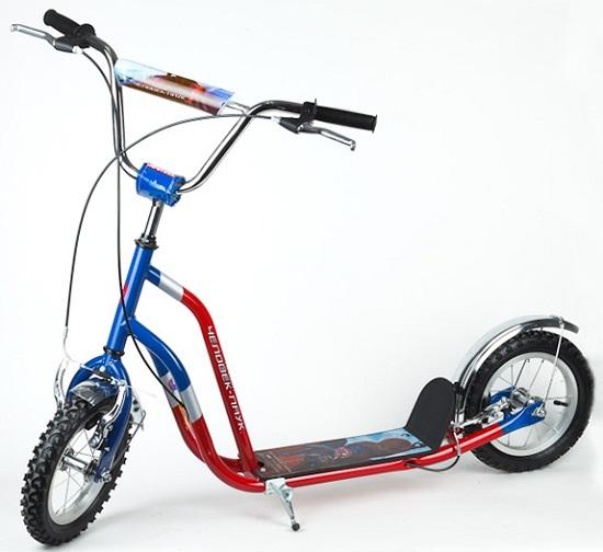 велосамокат