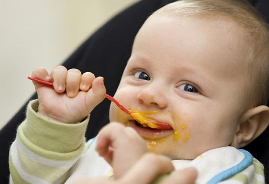 пищевая аллергия у детей