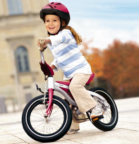 двухколесный велосипед для ребенка