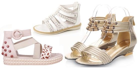 детская обувь босоножки
