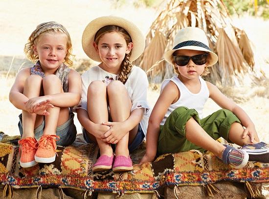 мокасины для детей