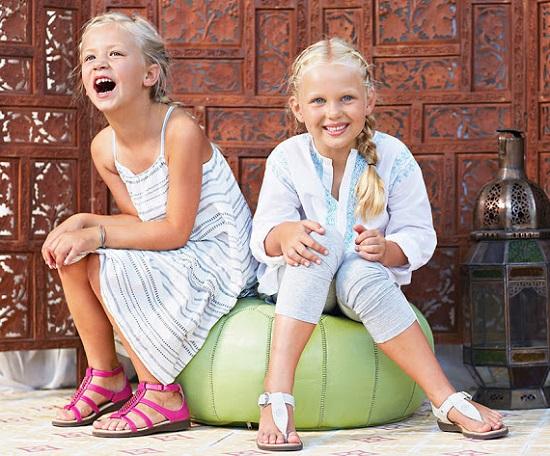 босоножки для детей