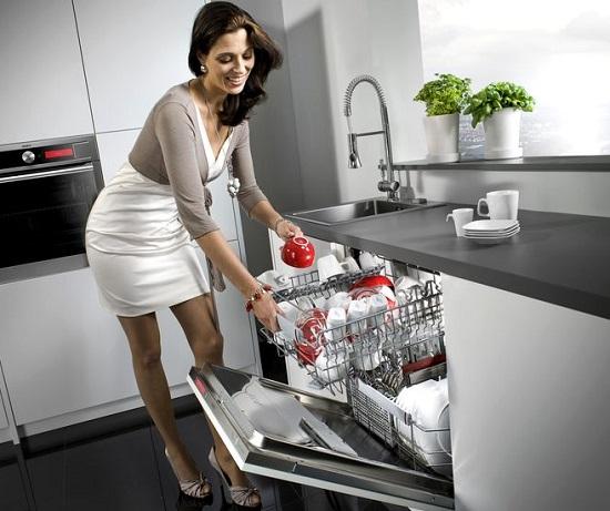 плюсы посудомоечной машины