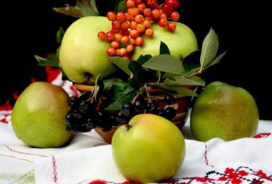 Яблочный Спас Преображение Господне
