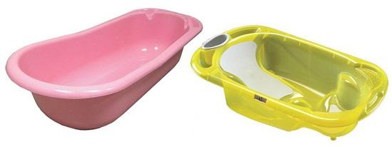 детские ванночки для купания