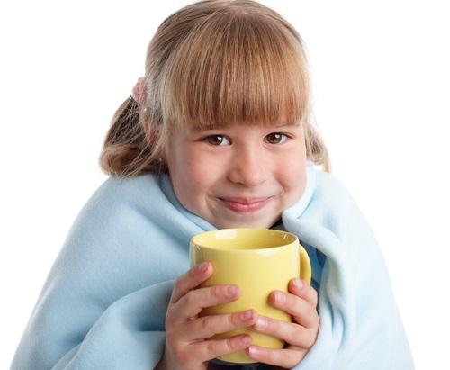 как лечить простуду у ребенка народными средствами