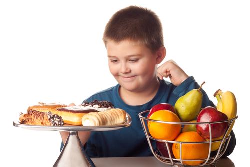 ожирение у детей