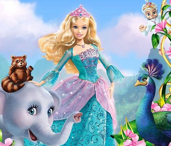 лучшие мультфильмы для девочек