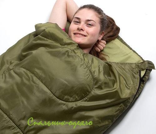 как выбрать спальник