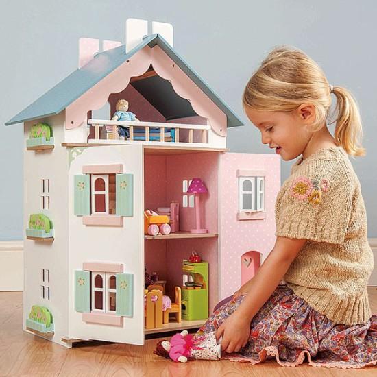 про кукольные домики