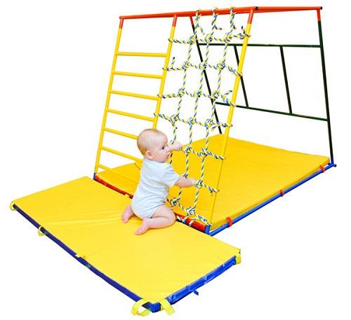 спортивный уголок для ребенка