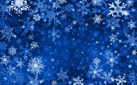 песенка о снежинке