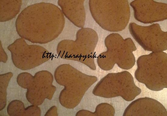 печенье на молоке рецепт
