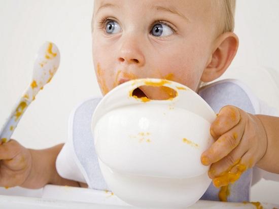 питание ребенка после года